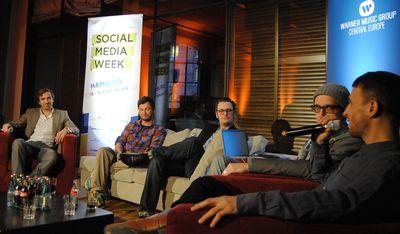 Social-Media-Week-Hamburg in Die Social Media Week in Hamburg ist eröffnet: #smwhh und #smwhamburg