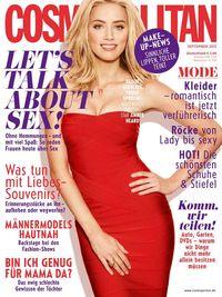 Cosmopolitan-cover in Exklusive DVD-Zugabe von Tracey Anderson bei Cosmopolitan