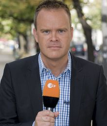 Christian-sievers in ZDF: Christian Sievers wird Moderator im heute-journal