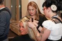 Haarmodel-3-200x133 in Hairdreams: Haarverlängerungs- und Haarverdichtungsprofis mit starkem Markenauftritt bei 25 Jahre Ammer Partys