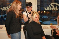 Nicole-H Fe-Haarmodel-200x133 in Hairdreams: Haarverlängerungs- und Haarverdichtungsprofis mit starkem Markenauftritt bei 25 Jahre Ammer Partys