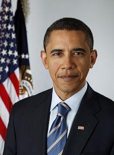 Barack-obama in Barack Obama bleibt US-Präsident: Familiäre Arbeitsteilung