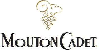 Mouton-cadet-logo in Ein Toast auf Mouton Cadet beim Finale der DP World Tour Championship in Dubai