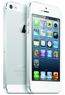 Iphone-5-weiss in Bei Apple setzt das Gehirn ein