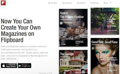 Flipboard in Launch: Flipboard setzt den nächsten Schritt um
