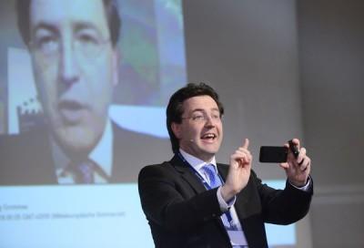 """Frank-Beckmann-Programmdirektor-vom-NDR-beim-newTV-Kongress-2013-400x272 in Beim NDR: """"newTV Kongress 2013″ von Hamburg@work"""