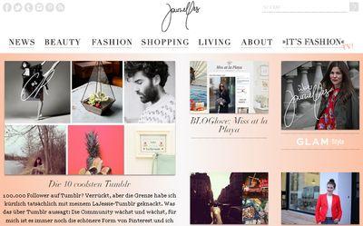 Journelles in Journelles: Online-Stil-Ikone auf Expansionskurs