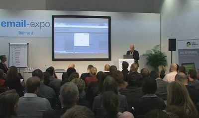 Email-expo in Email-Expo: Versand und Auswertung von Mailings