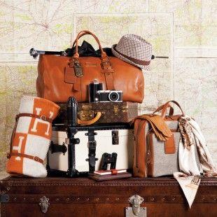 Luxus-Koffer in Luxusreisen: Die beliebtesten Items in den Koffern gehobener Klasse