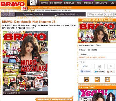 Bravo-de in Chefredakteurin Nadine Nordmann frischt die Bravo auf