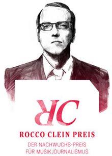 Rocco-klein-preis in Rolling-Stone-Autor erhält Rocco Klein Preis