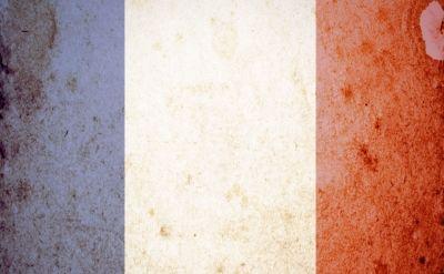 Frankreich in Bauer bringt Bistrot in Frankreich