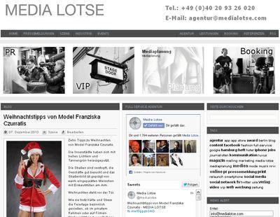 Medialotse-com in 2.500 Artikel online bei medialotse.com