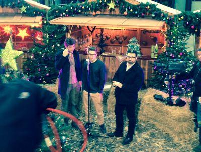 Probe-1 in Weihnachtstrio verzaubert TV Zuschauer