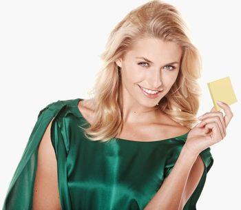 Lena-gercke1 in Model Lena Gercke: Testimonial für Office-Brands