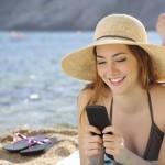 Selfie-am-Traumstrand-150x150 in Bildrechte: Interessantes zum Urheberrecht für Fotografen