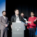 Die Verleihung des deutschen Werbefilmpreises